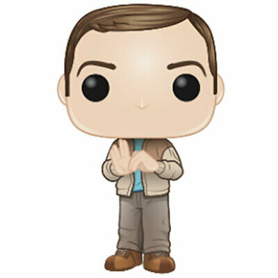 Funko POP! Television - Big Bang Theory S2 Vinyl Figure - SHELDON COOPER #776