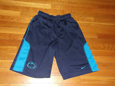 f1e2ae05 Nike Penn State Navy Blue/Blue Athletic Shorts Mens Small Excellent  Condition