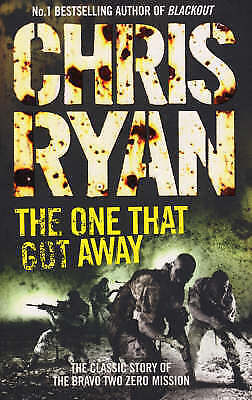 The One That Got Away by Ryan, Chris, Good Used Book (Paperback) Fast & FREE Del