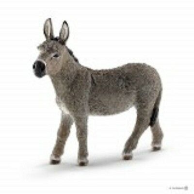 Burro 13772 Dulce Strong Tough Looking Schleich Anywheres un Patio