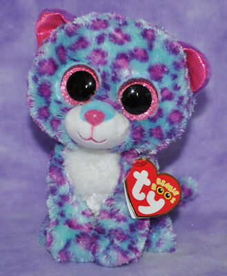 7dfa38dec6c DREAMER - TY Beanie Boo Justice Exclusive the Leopard 6