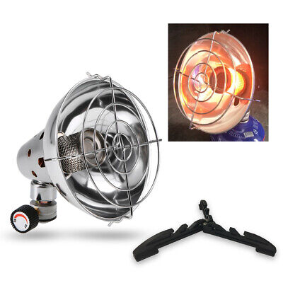 BRS Outdoor Camping Heating Stove Double Head Infrared Ray Heater Warmer 3W H1T0