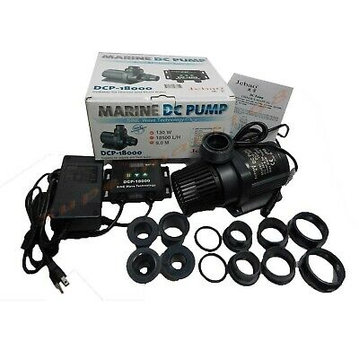 Jebao/Jecod DCP-18000 Submersible Return water Pump fr Reef Tank upgrade DCT DCS