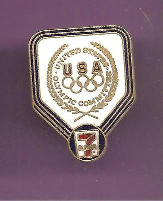 Pin's pin MEDAL UNITED STATES USA OLYMPIC COMMITTEE