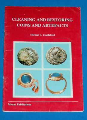 Metal Detecting Cleaning And Restoring Artefacts And Coins