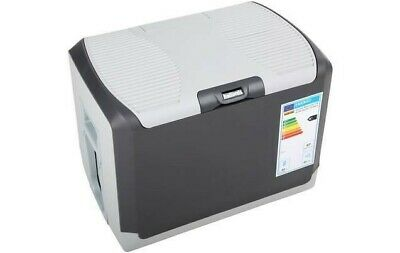Halfords 40 Litre Mains 12V Outdoor Home Travel Camping Storage Electric Coolbox