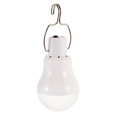 15w Solar Powered Led Bulb Light Charged Solar Energy Home Camping
