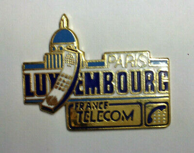 Pin's pin FRANCE TELECOM PARIS LUXEMBOURG (ref 094)