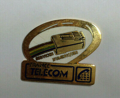Pin's pin FRANCE TELECOM SERVICES NUMERIQUES (ref 094)