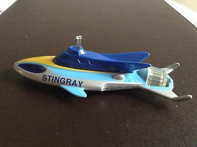 Gerry Anderson Matchbox Stingray X 2 NEW, Boxed And Sealed.