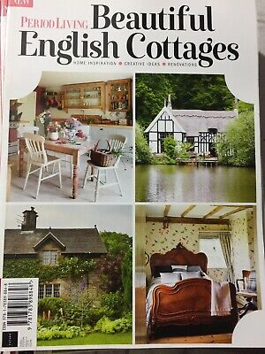 PERIOD LIVING MAGAZINE  beautiful english cottages 3 rd edition