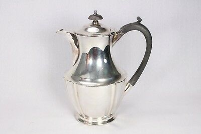 Stunning Vintage Silver Plated EPNS Walker & Hall Art Deco Coffee Pot Teapot Pot