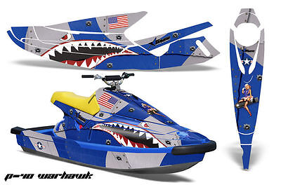 Yamaha Waveblaster 2 Decals ✓ Satu Sticker