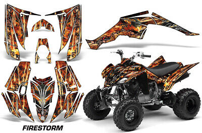ATV Decal Graphics Kit Quad Wrap For Honda FourTrax Recon 2005-2018 BTTRFLY P K