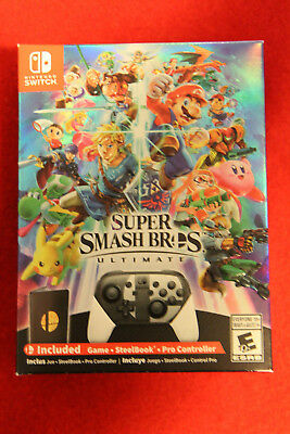 Super Smash Bros Ultimate Special Edition (Nintendo Switch) Brand New
