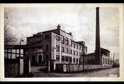 Chasseneuil (16) Usine Tanneries Charentaises