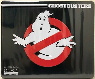 Mezco Toyz One:12 Collective Ghostbusters 5 Action Figure Deluxe Box Set NEW