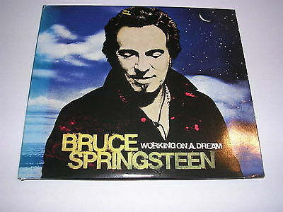 Bruce Springsteen - Working on a Dream CD (2009) DIGIPACK