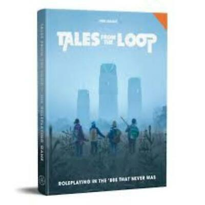 Modiphius Tales from the Loop Tales from the Loop HC MINT
