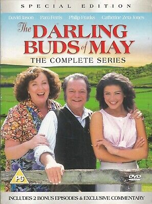 Darling Buds Of May (The): The Complete Series [ Special Edition DVD 2005]