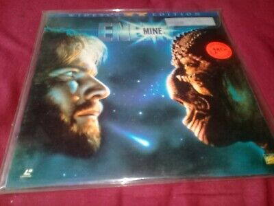 Laser Disc Enemy Mine (Comme Neuf)