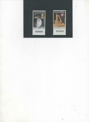 Malta 2009 Europa issue - Astronomy set of 2 values MNH stamps SG1620-21