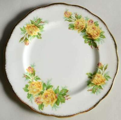 Royal Albert TEA ROSE YELLOW Dinner Plate 620001