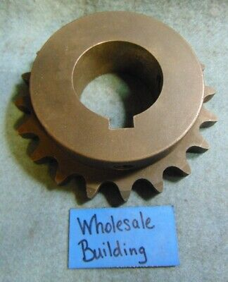 """Martin60B20 Roller Chain Sprocket 2"""" Bore, 5.185"""" Od, 3/4"""" Pitch, 60Bs20"""