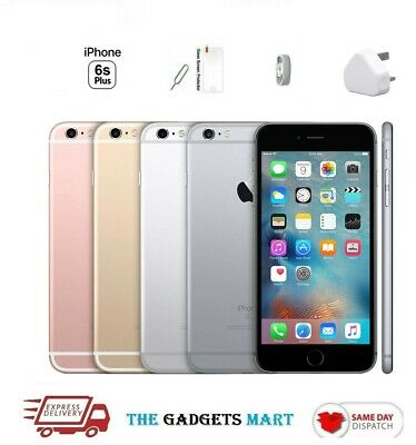Apple iPhone 5S 16GB Grey Silver Gold Unlock Smartphone with Box and Accessories