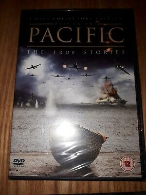 Pacific - The True Stories (DVD, 2010, 3-Disc Set)