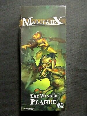 The Winged Plague 20531 Wyrd Miniatures Malifaux Outcasts