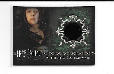 Harry Potter & Goblet Of Fire Madame Maxime Worn Relic Card # 42/825