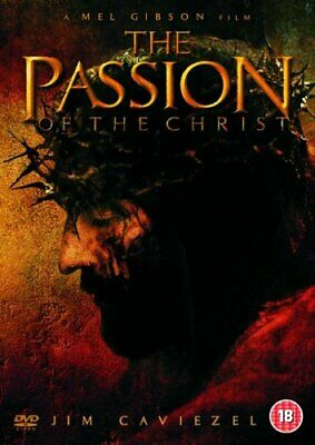 The Passion of the Christ - Mel Gibson Jesus Christ - DVD Movie (Disc in Sleeve)