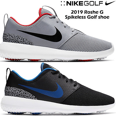 best service b2faa 0d42c Nike Golf Chaussures Roshe G 2019 Hommes Crampons Toutes Tailles Options  Couleur