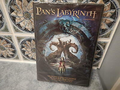 New DVD: Pan's Labyrinth: 2006: Widescreen by Guillermo Del Toro Film