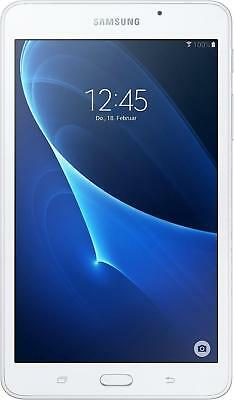 Samsung Galaxy Tab A 7 WiFi Tablet White Google Android Quad Core Processor