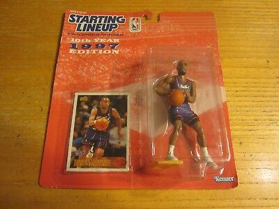 Upper Deck #20 DAMON STOUDAMIRE Toronto Raptors Figure 1997 Starting Lineup