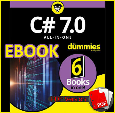 C# 7.0 All-in-One For Dummies 2017 (ebook_pdf)