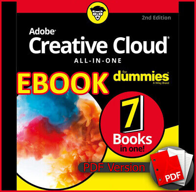 Adobe Creative Cloud All-in-One For Dummies 2017 (ebook_pdf)