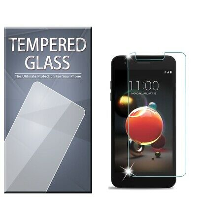 6-Pack Tempered Glass Film Screen Protector For LG Rebel 4