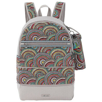 Sakroots Artist Circle Entrada Backpack 3 Colors Everyday Backpack NEW