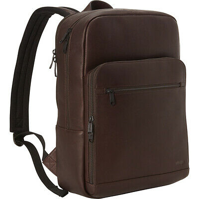 eBags Slim Colombian Leather Laptop Backpack 2 Colors Business & Laptop Backpack