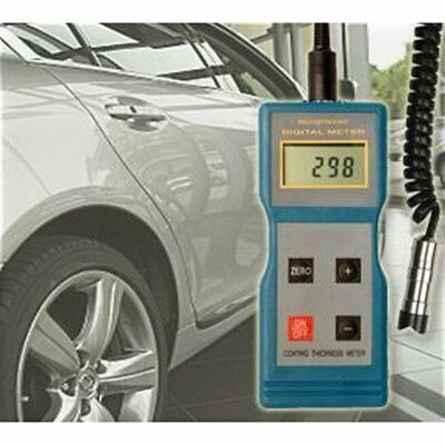 Paint Layer Film Coating Thickness Gauge Meter Car Sd2
