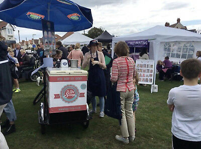 Profitable Mobile Part Time Icecream Business For Sale