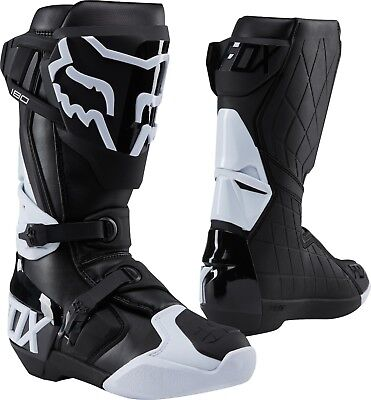 FOX 180 Boots Black Motocross Mx Off Road Boot Sale