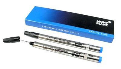 Montblanc 2 recharges pour rollerball LeGrand (M) Pacific Blue