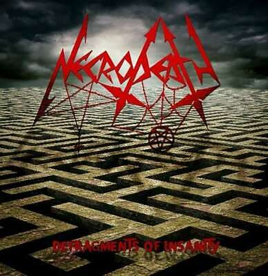 Necrodeath - Defragments Of Insanity NEW CD