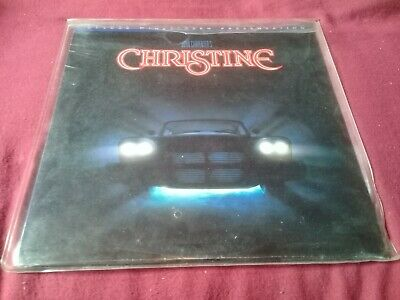 Laser Disc Christine (Comme Neuf)