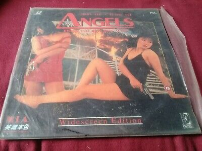 Laser Disc Angels  (Comme Neuf)
