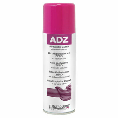 Electrolube ADZ420D Air Duster Zero 420ml